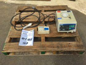 排気ガステスター CO/HC アナライザ 中古 ホリバ バンザイ MEXA-324G 測定器 計測器 説明書付 動作確認済
