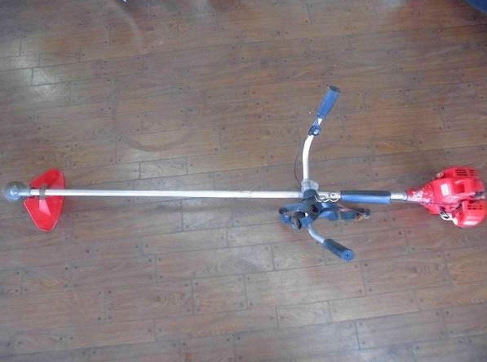 草刈機 刈払機 チップソー タナカ CB-220HT 中古品 動作確認済み