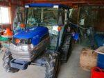 イセキ トラクター GEAS AT27 27馬力 742アワー RBT16 エアコン ラジオ付 キャビン パワクロ仕様 中古 美品 現状 離農品