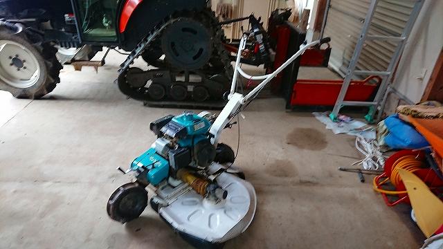 クボタ 斎藤農機 二面畦草刈機 中古 GC702-D 2WD 二輪駆動 GR200エンジン搭載 7馬力 整備済 離農品