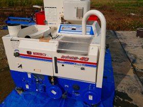 もみすり機 中古 籾摺り機 ヰセキ M003 スーパーメイト40 MPC40-M 離農品 現状