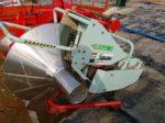 畦塗機 あぜぬり機 中古 トラクター用 ササキ RB305D-S ライデン 完全実働 離農品 美品
