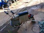 乗用 水田溝切機 共立 キョウリツ MKSE430R GE4300MI ミゾキリライダー 中古 実働 修理点検済