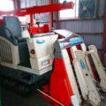 クボタ コンバイン SR25G 3条刈り 553H 25馬力 スイスイデバイダ付 スカイロードプロ 現状 中古