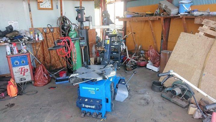 ホフマン monty 3200 タイヤチェンジャー サポートヘルパー付 2スピード MON-3200-2 バンザイ BANZAI 実働品 中古