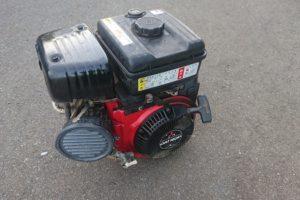 ウィングモア 畦草刈機用 ガソリンエンジン ミツビシ(三菱) GM182P 6馬力 整備済 美品 中古