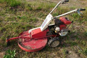 オーレック ロータリーモアー草刈機(オートモアAM71)G710 7馬力 実働中古