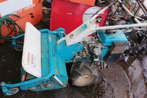 クボタ 高年式 ハンマーナイフモアー GC-H651 草刈機 8馬力 難あり ジャンク品 中古 修理必須