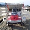 三菱 田植機 6条 側条 ペースト 施肥機付 MPR610 自動水平 完全実働中古 美品