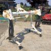サブソイラ 6S2K 非振動タイプ 溝堀機 スガノ農機 中古