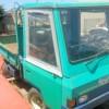 【ディーゼル】 運搬車 トレーラー 油圧ダンプ 筑水(チクスイ) キャニコム MOVAN ELL801 4WD 現状 中古